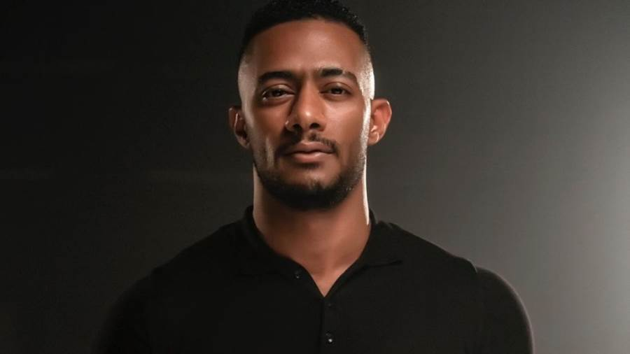 الممثل محمد رمضان