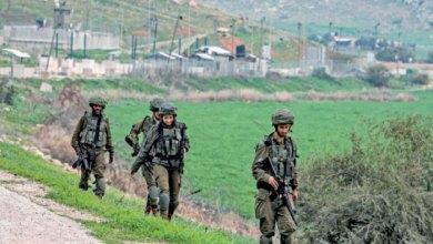 Photo of استشهاد فلسطيني برصاص الاحتلال جنوب نابلس