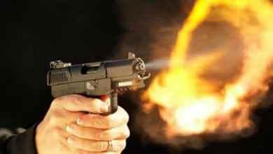 Photo of مجهول يطلق النار على محول كهربائي في الكرك