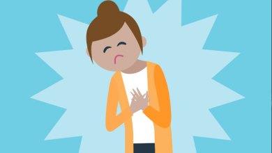 Photo of الشعور بالألم في هذا الجانب من صدرك قد يعني أنك في خطر