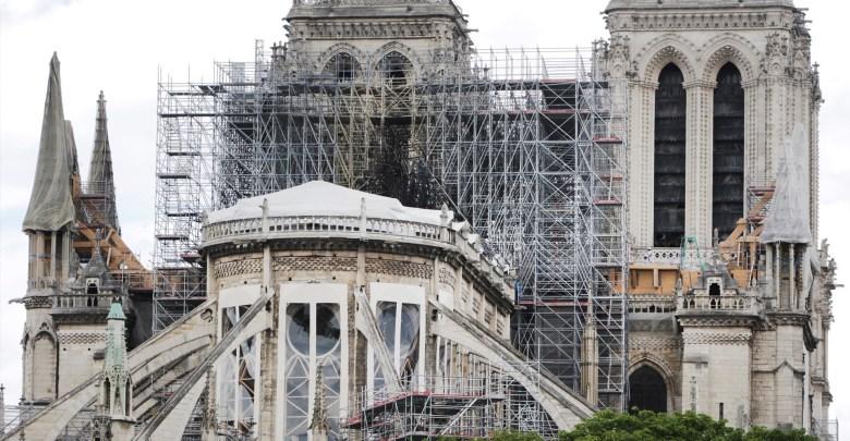 Photo of كيف سيبدو شكل كاتدرائية نوتردام في باريس؟