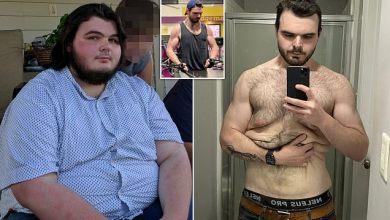 Photo of شاب يخسر 100 كيلو من وزنه في 14 يوما بهذه الطريقة- فيديو