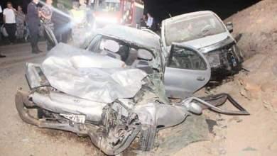 Photo of 4 وفيات إثر حادث تصادم وقع بين مركبتين في الحسا