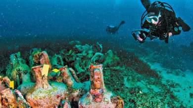 Photo of اليونان تفتتح أول متحف تحت الماء في العالم