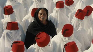 مشهد من الفيلم السوداني ستموت في العشرين