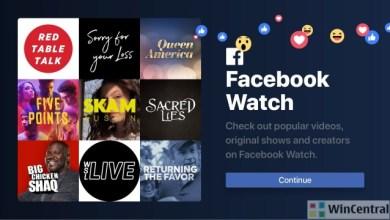 "Photo of ""فيسبوك"" تتيح لمستخدميها إمكان مشاهدة البرامج والأفلام ""معاً"""