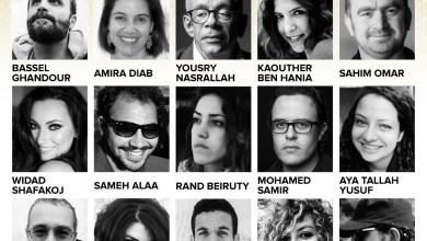 المشاركين في ملتقى القاهرة السينمائي
