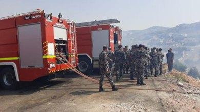 Photo of إخماد حريق منزل في عنجرة