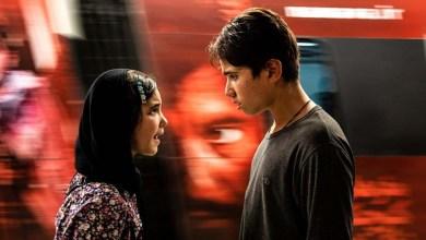 مشهد من فيلم ابناء الشمس الايراني