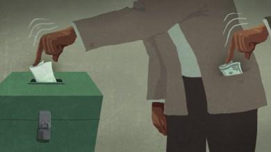 شراء أصوات انتخابات 1