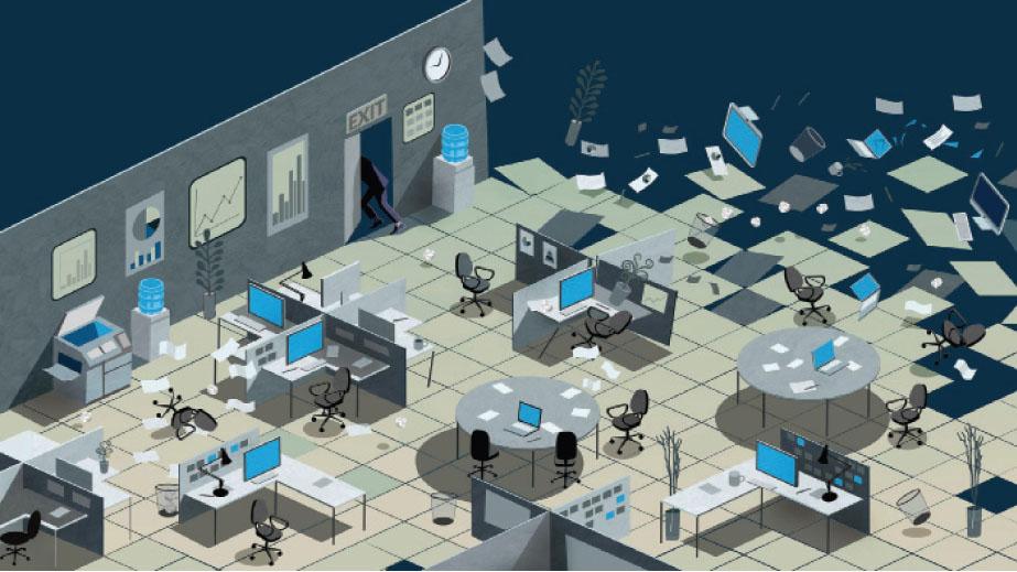 """مستقبل المكتب: """"كوفيد- 19"""" فرض تحولاً جذرياً في عادات العمل، غالباً إلى الأفضل - Alghad"""