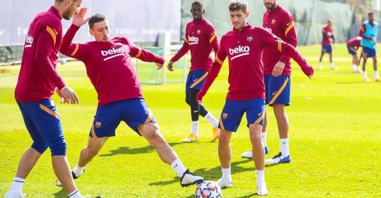 Photo of لا تغييرات على تشكيلة برشلونة لمواجهة فرنسفاروش المجري