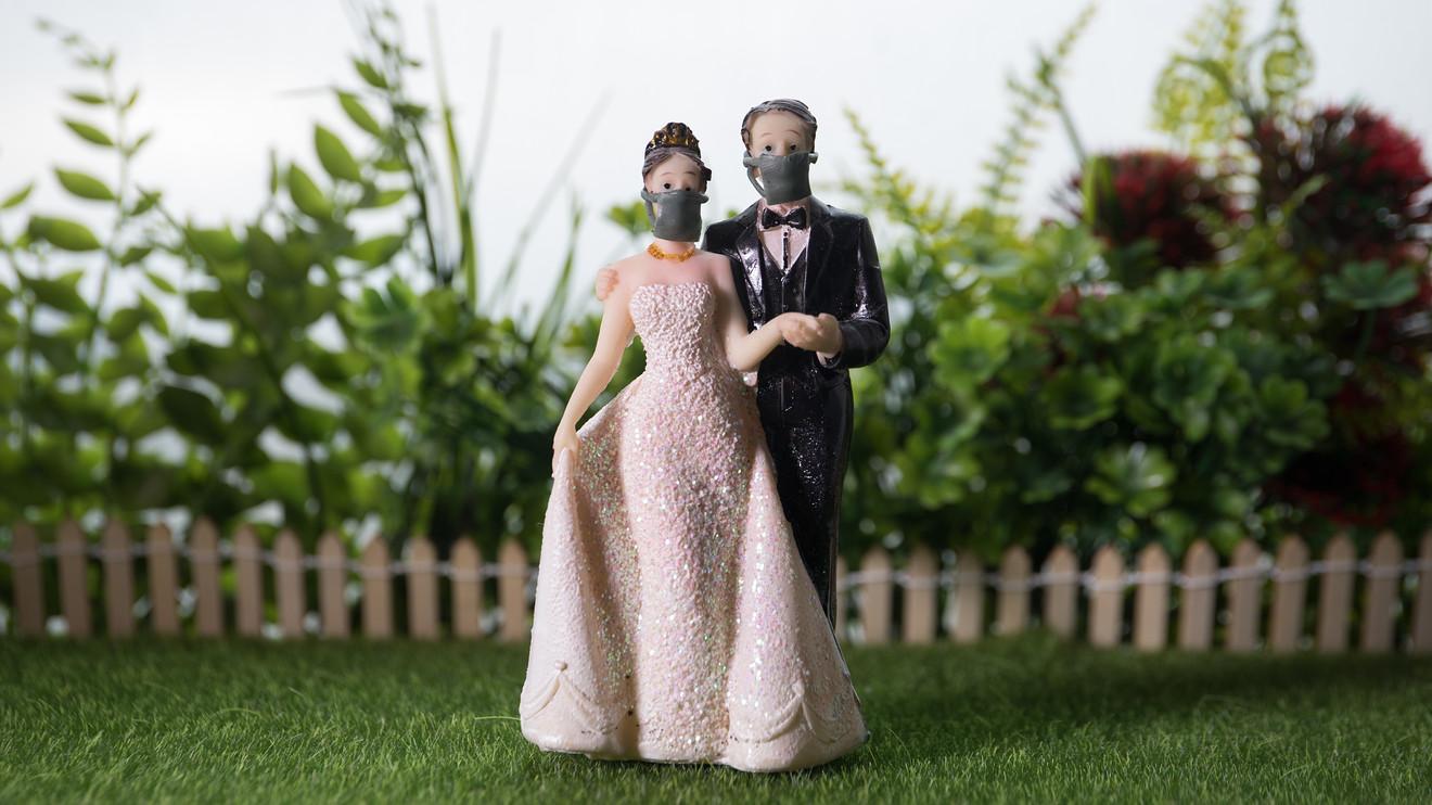 الزواج بعد كورونا