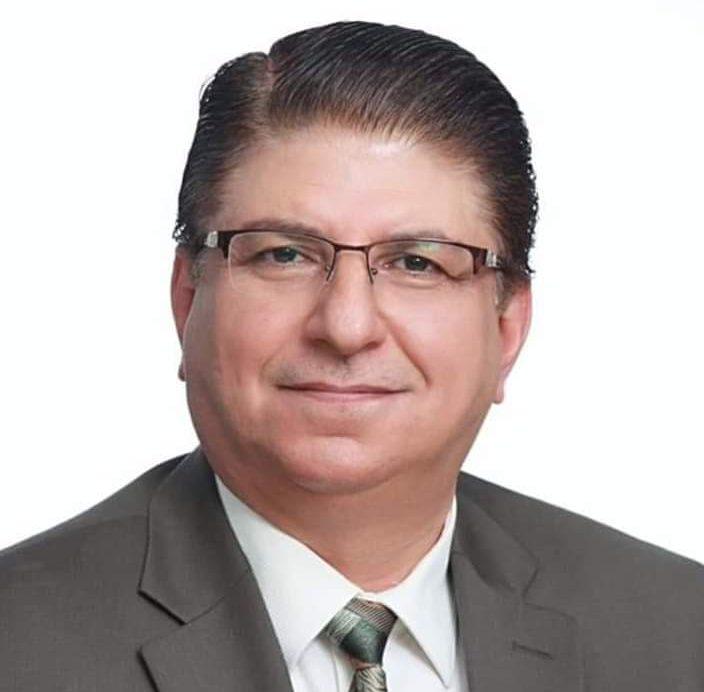 الرئيس التنفيذي لشركة مناجم الفوسفات الاردنية المهندس عبد الوهاب الرواد