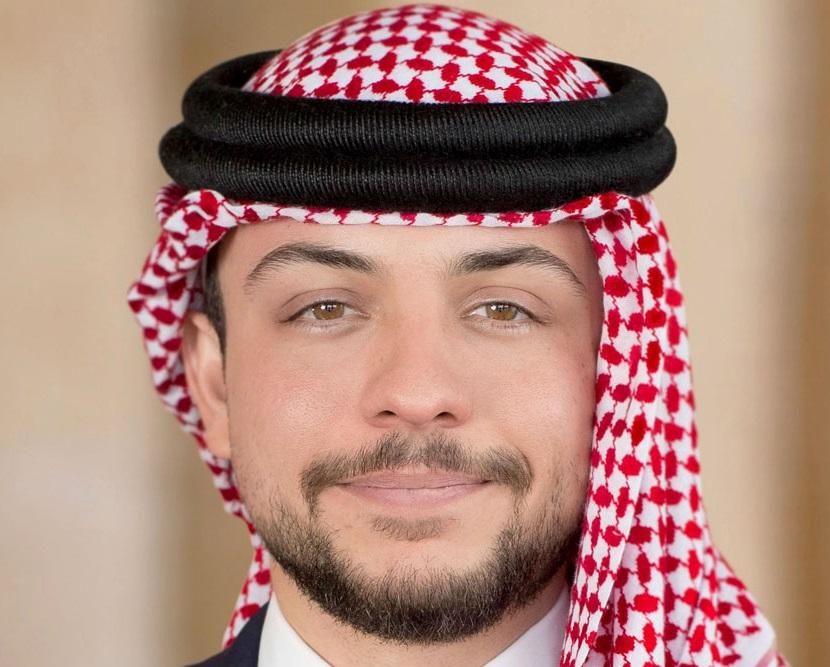 ولي العهد سمو الأمير الحسين بن عبدالله الثاني