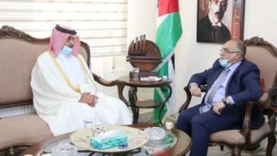 Photo of وزير الثقافة وسفير قطر يدعوان لتعميق التبادل الثقافي