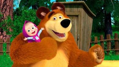 """Photo of """"ماشا والدب"""" الروسي يترشح لنيل لقب أكثر أفلام الأطفال شعبية في العالم"""