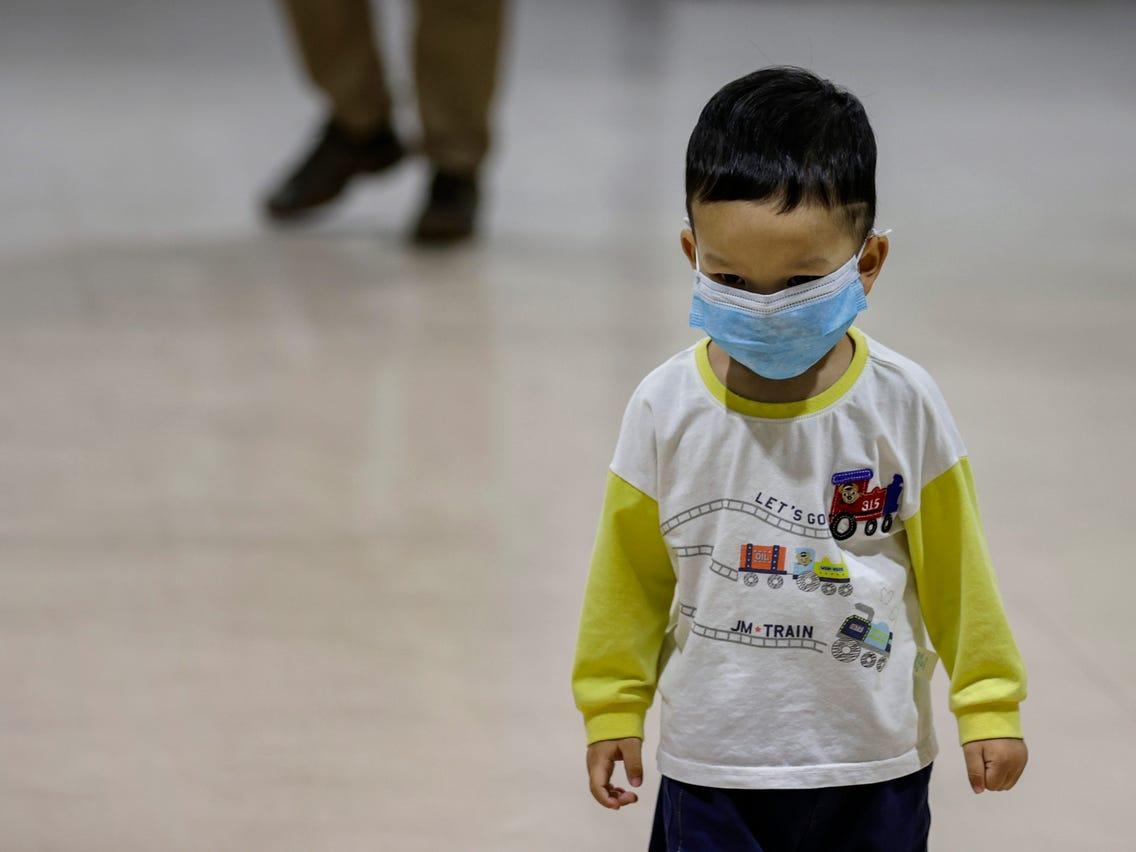 فيروس كورونا واثره على الاطفال