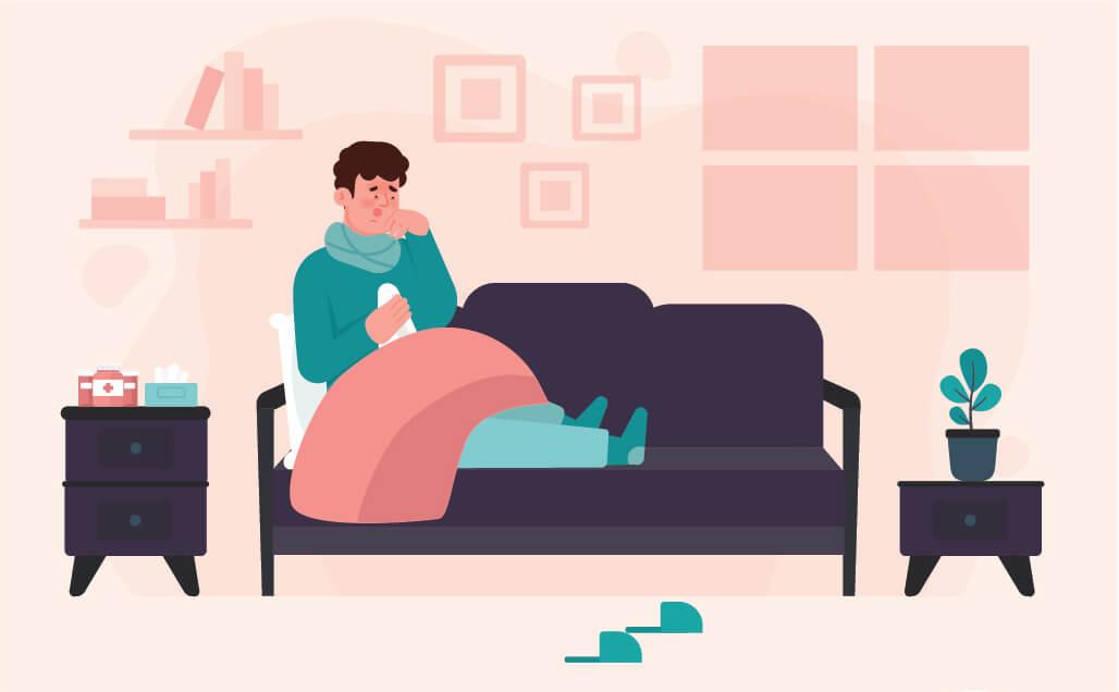 كيفية العناية بمريض فيروس كورونا المنزل