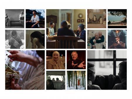 مشاهد من الأفلام 16 المشاركة في القاهرة السينمائي