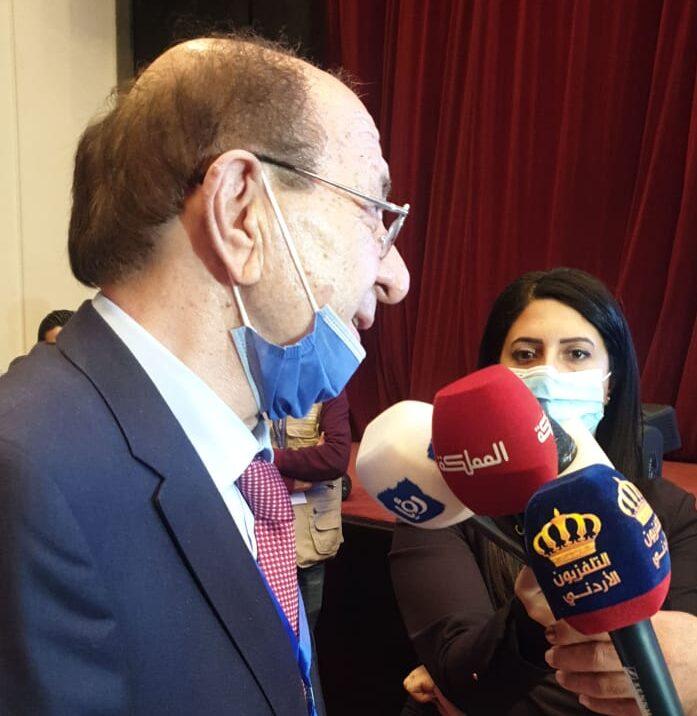 رئيس لجنة تدقيق نتائج انتخابات إقليم الوسط منصور الحديدي - الغد