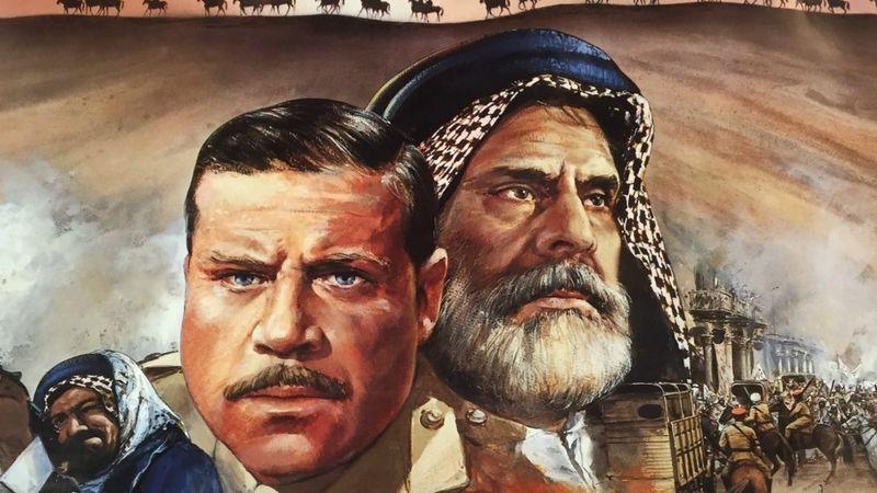 هوليوود وصدام حسين