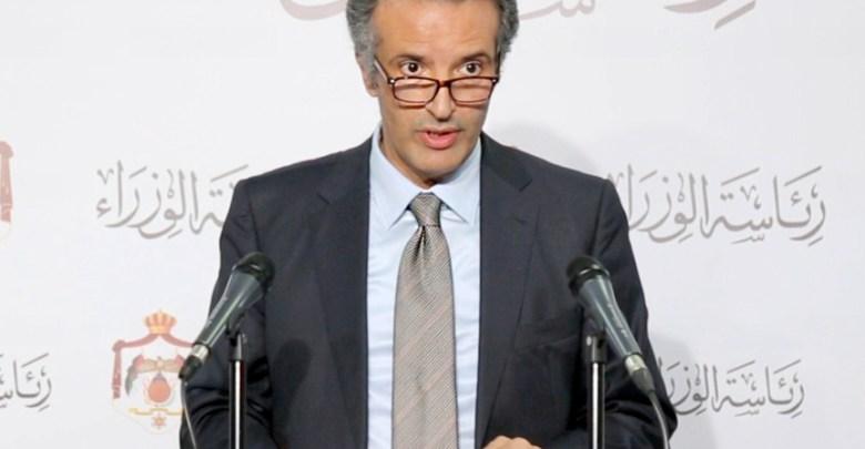 وزير السياحة والآثار نايف الفايز