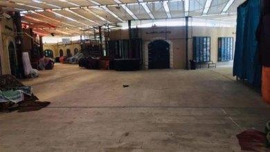 Photo of سوق جرش الحرفي: حظر الجمعة يخفض الحركة 95 %