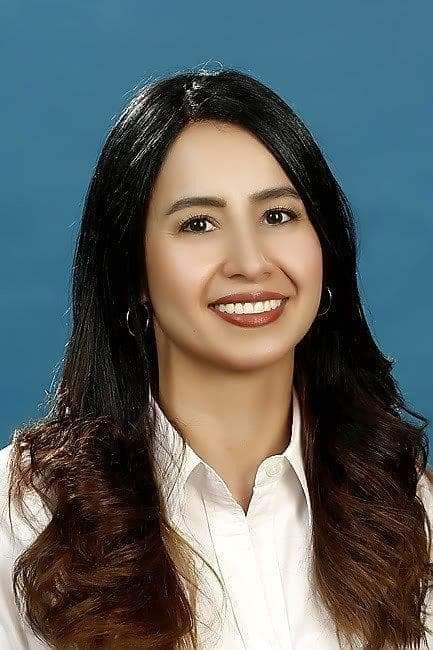 المهندسة مرام أبو دعموس من بين العربيات الأكثر تأثيرا