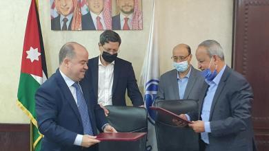 "Photo of ""مياه العقبة""و ""خليج العقبة للإعلام"" توقعان اتفاقية خدمات اعلامية"
