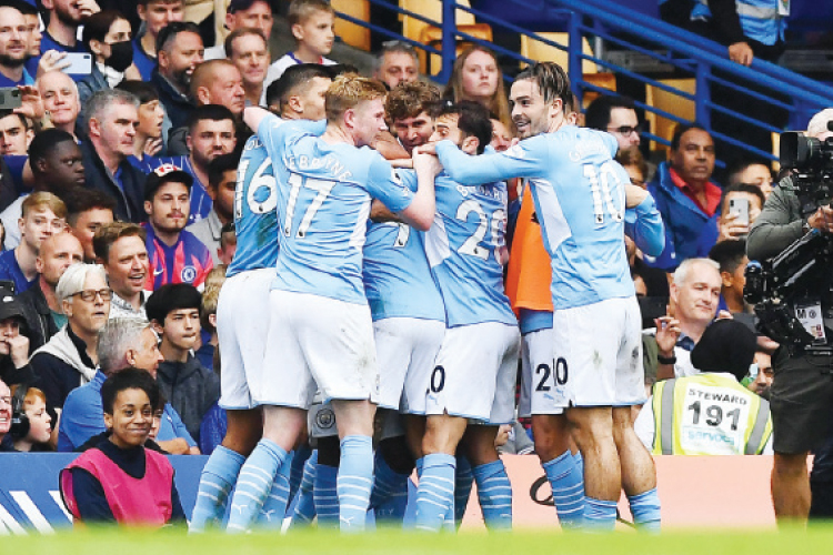 Jesus leads City to revenge against Chelsea and the first ...