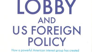 "Photo of قراءة في كتاب ""اللوبي الإسرائيلي والسياسة الأميركية الخارجية"""