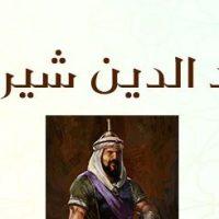 أسد الدين شيركوه أحد أبطال المسلمين في عصر الحروب الصليبية