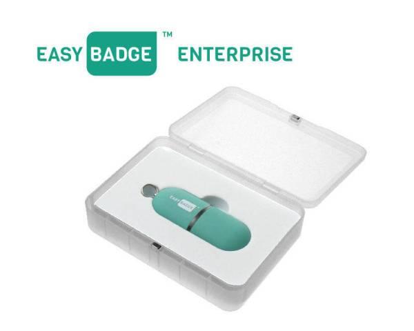 EasyBadge Enterprise ID Card Design Software