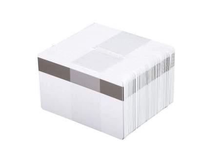 Fotodek Hi-Co Magnetic Stripe White 760 micron PVC