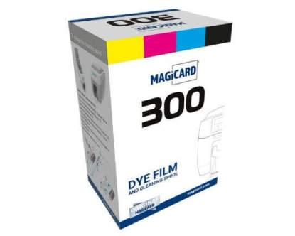 Magicard MC300YMCKO Colour Ribbon (300 Prints)