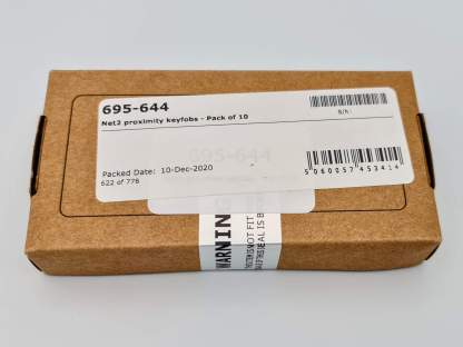 Paxton 695-644 Net2 Proximity Keyfobs (Pack of 10)