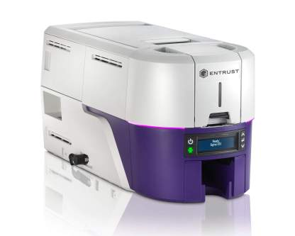Entrust Sigma DS1 Simplex ID Card Printer (Single-Sided)