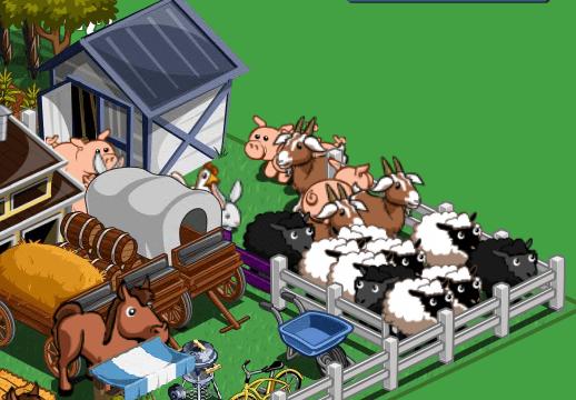 Guía animales en Farmville – Tu granja en Facebook