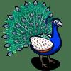 Peacock Mystery Box Reward Se vende por: 275 Tamaño: 1x1 XP: 550
