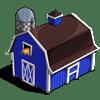 Blue Barn Categoria: Storage Clase: Storage Coste: 27 Se vende por: 4,000 Tamaño: 8x6