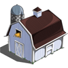 White Barn Categoria: Storage Clase: Storage Coste: 27 Se vende por: 4,000 Tamaño: 8x6 XP: 450