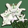 Lilies Categoria: Flowers Coste: 195 Tiempo crecimiento: 23 Horas Monedas que produce: 369 XP que produce: 2 Tamaño: 4x4