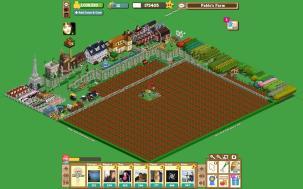 Farmville Pablo Garcia - nivel 44