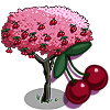 Cherry Tree Regalo Coste: 225 Monedas que produce: 18 Se vende por: 11