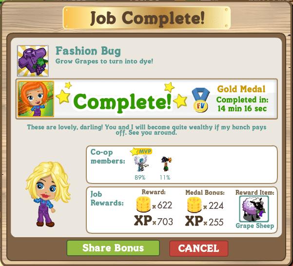 Co-Op Farmville completo