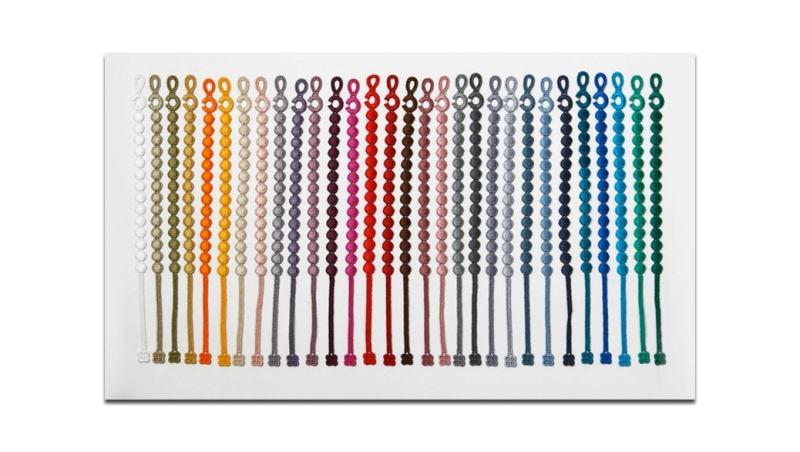 pulseras colores significado