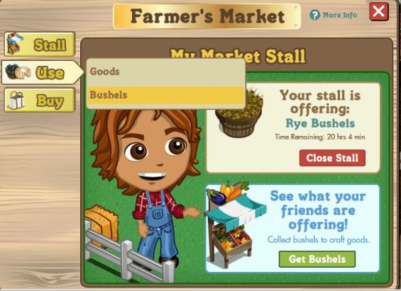Crafting Buildings  farmville 2