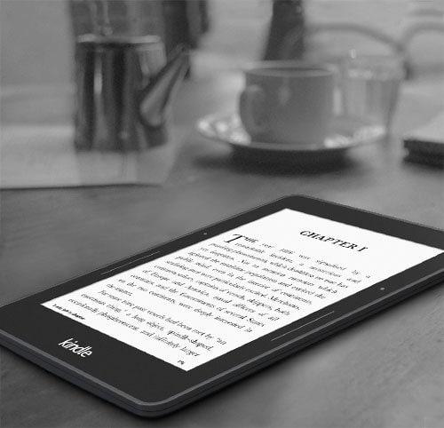 eReader Kindle Voyage