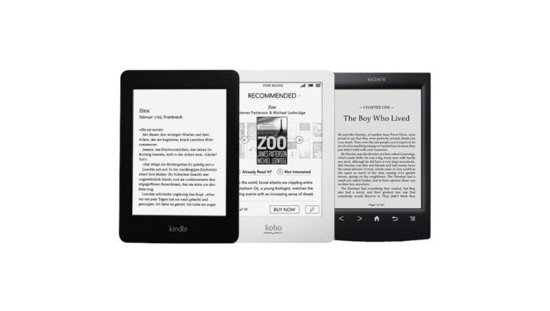 Kindle Vs Sony Reader: ¿Cuál Es El Mejor EReader (ebook) En 2014?